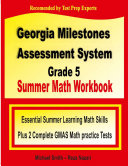 Georgia Milestones Assessment System Grade 5 Summer Math Workbook