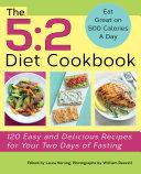 The 5 2 Diet Cookbook