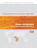 Regional Economic Outlook, April 2014: Sub-Saharan Africa ebook