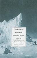 Frankenstein Second Edition Book