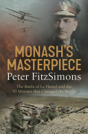 Monash's Masterpiece Pdf/ePub eBook