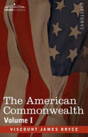 The American Commonwealth - Pdf/ePub eBook