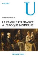 Pdf La famille en France à l'époque moderne Telecharger