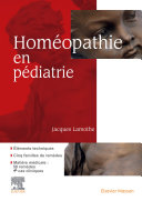 Homéopathie en pédiatrie ebook