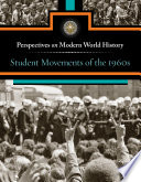 Student Movements of the 1960s