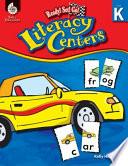 Literacy Centers Level K Book
