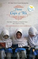 Three Cups of Tea Pdf/ePub eBook
