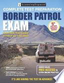 Border Patrol Entrance Exam