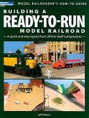Building a Ready to run Model Railroad