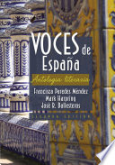 Voces de Espana Book