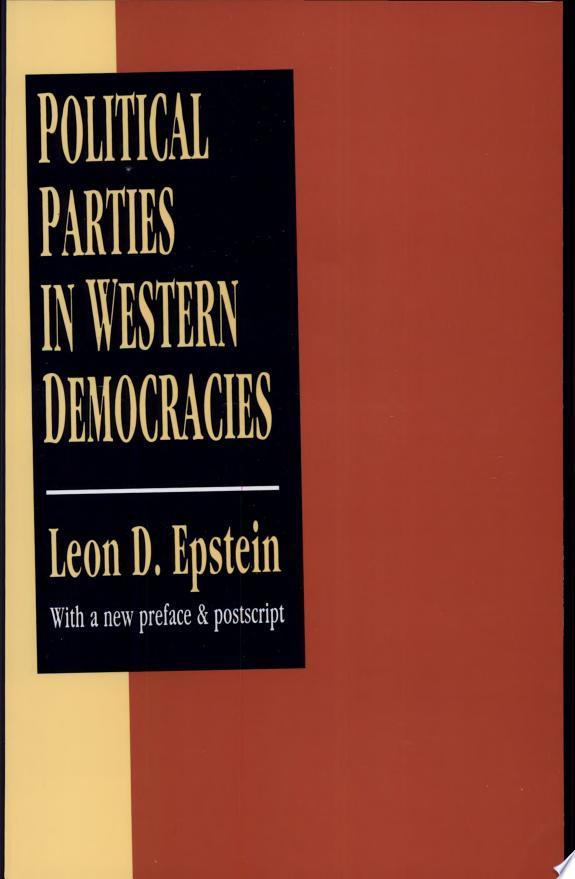 Political+Parties+in+Western+Democracies