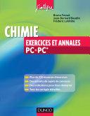 Chimie - Exercices et annales PC-PC*