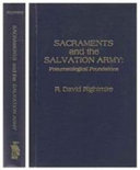 Sacraments And The Salvation Army