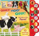 Quack  Moo  Oink