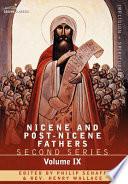Nicene and Post Nicene Fathers