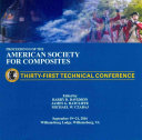 Proceedings of the American Society for Composites 2016 Book