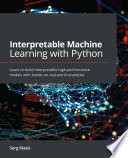 Interpretable Machine Learning with Python Book