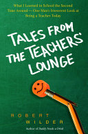 Tales from the Teachers' Lounge
