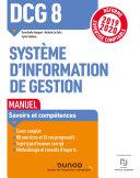 Pdf DCG 8 Systèmes d'information de gestion - Manuel Telecharger