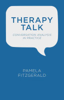 Therapy Talk Pdf/ePub eBook
