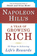 Pdf Napoleon Hill's a Year of Growing Rich
