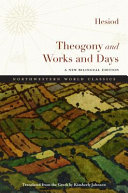 Theogony and Works and Days Pdf/ePub eBook