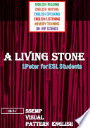Visual Pattern English A LIVING STONE IM37