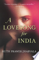 A Lovesong for India Pdf/ePub eBook