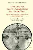 Pdf The Life of Saint Pankratios of Taormina