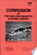Corrosion in the nuclear industry