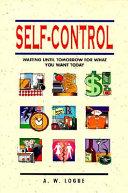 Self Control Book PDF
