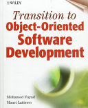 Transition to Object-Oriented Software Development
