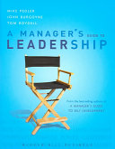 A Manager S Guide To Leadership Book PDF