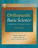 Orthopaedic Basic Science Book