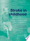 Stroke in Childhood