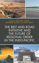 The Belt and Road Initiative and the Future of Regional Order in the Indo Pacific