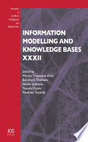 Information Modelling and Knowledge Bases XXXII
