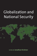 Globalization and National Security Pdf/ePub eBook