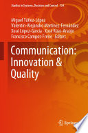 Communication Innovation Quality