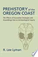Prehistory Of The Oregon Coast