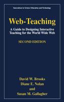 Web-Teaching [Pdf/ePub] eBook