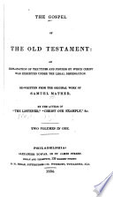The Gospel of the Old Testament
