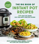 The Big Book of Instant Pot Recipes