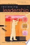 Reviewing Leadership