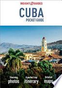 Insight Guides Pocket Cuba
