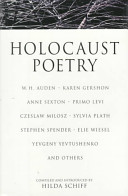 Holocaust Poetry image