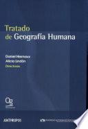 Tratado de geografía humana