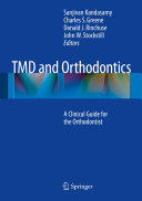 TMD and Orthodontics