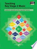 Teaching Key Stage 2 Music Book PDF