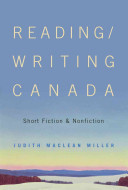 Reading Writing Canada Book